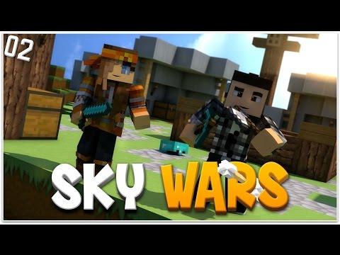 Xxx Mp4 Minecraft MEGA SKYWARS SUR HYPIXEL Ft FuriousJumper 02 3gp Sex