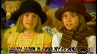 Mary-Kate and Ashley Olsen Primetime live aired August 26, 1998