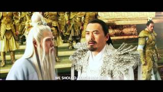 The Monkey King: Havoc in Heaven's Palace - Trailer