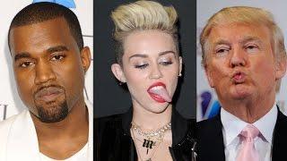 Top 10 Famous Douchebags