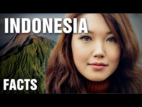 10 Amazing Facts About Indonesia