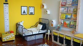 İskandinav Stili Çocuk Odası || Project Miniboom