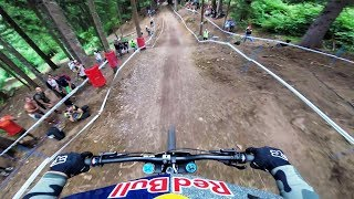 GoPro: Tahnee Seagrave Winning Run - UCI MTB World Cup Val Di Sole