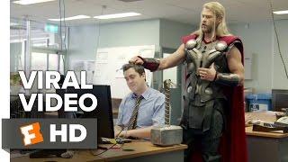 Captain America: Civil War VIRAL VIDEO - Team Thor (2016) - Action Movie