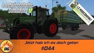 LS17 - Stappenbach #044 | Jetzt hab ich es doch getan | Let's Play [HD]