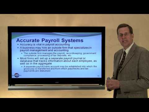 12 - Accounting for Payroll