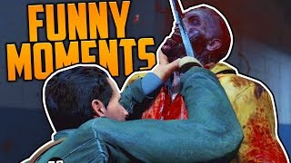Scary Selfies, Crazy Weapons, and MORE! - Dead Rising 4 Funny Moments