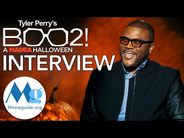 TYLER PERRY'S BOO 2 Exclusive Interview with Tyler Perry