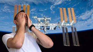 Leaping to the Defence of the International Space Station!