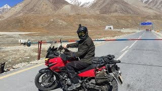 The lands where mother nature rules /// Khunjerab pass 4727m
