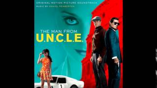 The Man from UNCLE (2015) Soundtrack - Escape From East Berlin