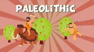 Paleolithic  | Educational Video for Kids