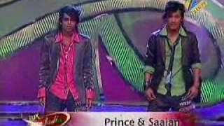 Dance India Dance Season 2 Saajan and Prince Performance April 03