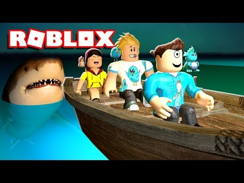 THERE'S A SHARK!!! | Roblox Shark Bite w/ Gamer Chad and Dollastic Plays! | MicroGuardian
