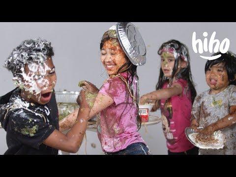 HiHo Kids Food Fight HiHo Kids