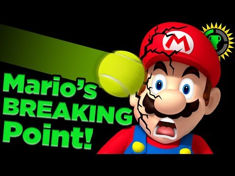 Game Theory: How to BREAK Mario! (Mario Tennis Aces)