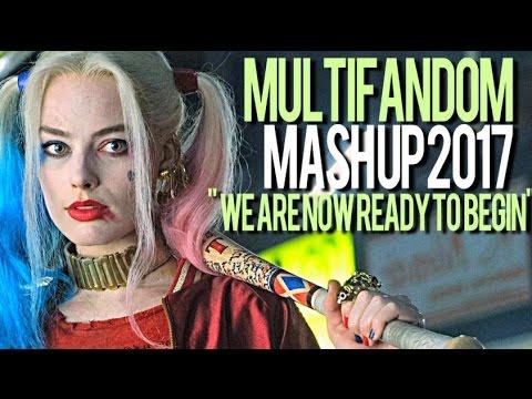 Multifandom Mashup 2017 ||