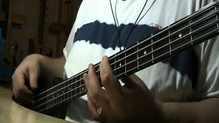 Maroon 5 She Will Be Loved Bass Cover with Notes & Tab