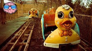 Top 10 Creepy Abandoned Haunted Theme Parks