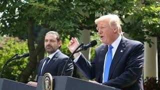 """ترامب: """"حزب الله"""" يشكل """"تهديدا"""" على الشرق الأوسط برمته"""