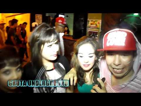 El Perreo & El Reggaeton en Guadalajara Mexico La Gruta Underground Dj Jeba