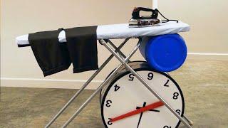 The Dresser - Rube Goldberg Machine for Getting Dressed.