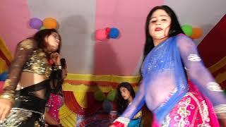 Ahiyapur ka dance porugam