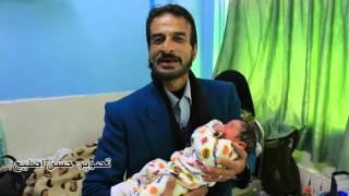 فلسطيني يرزق بطفل بعد 27 عاما من العقم..لا تيأسوا من رحمة الله