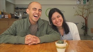 A Vegan Love Story: Sana Vegan Café in Lima, Peru