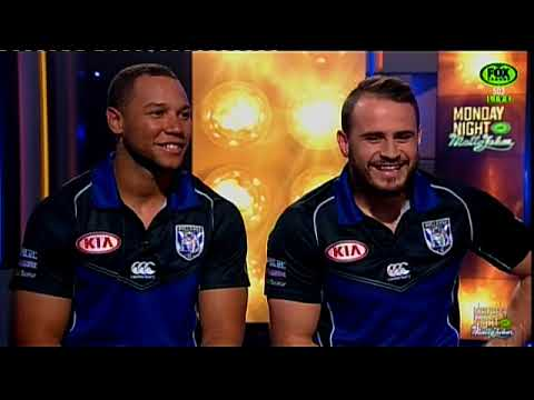 The Late Show With Matty Johns - Out Of Depth interview - Round 24
