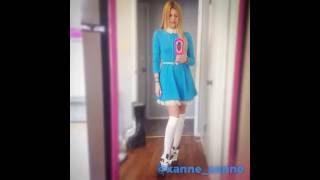 xanne xanne ootd: lolita and bunny heels