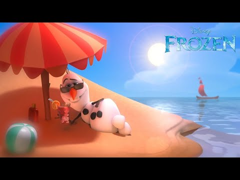 Xxx Mp4 FROZEN In Summer Song Olaf Official Disney UK 3gp Sex