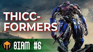 Transformers: The Last Knight Turns Me On | BIAM #6