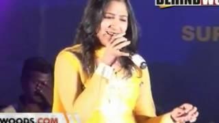 Shweta Mohan in AR Rahman 20yrs Musical Journey