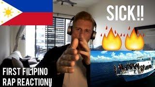 (SICK!!) Ex Battalion - Follow My Lead ft. Chicser & Sachzna Laparan // FIRST FILIPINO RAP REACTION