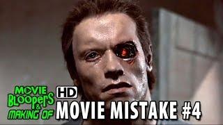 The Terminator (1984) movie mistake #4