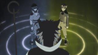 Naruto and Sasuke meet Sage of Six Paths Hagoromo - English Dub - Naruto Shippuden