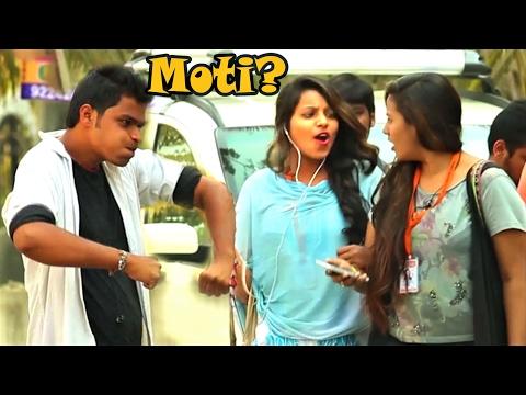 Calling Cute Girls MOTI Prank Pranks in India