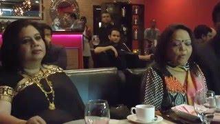 Press conference of Sabina Yasmin & Runa Laila