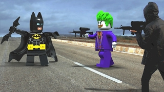 LEGO Batman In Real Life