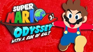 Super Mario Odyssey with a side of salt
