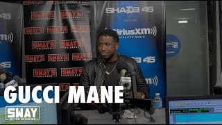 Gucci Mane Charges Sway $50k to Freestyle a Verse on Sway in the Morning