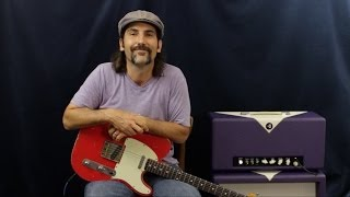 How To Solo On Guitar - Guitar Lesson - Exploring The Pentatonic Scale - Major And Minor