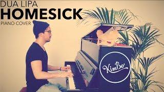 Dua Lipa - Homesick (Piano Cover + Sheets)