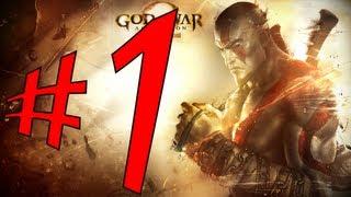 God of War : Ascension - Parte 1: Kratos Aprisionado! [ Playthrough em PT-BR ]