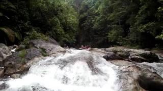 Sungai Sedim White Water Rafting