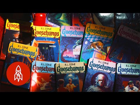 From Comedy to 'Goosebumps': R.L. Stine's (Secretly Funny) Past