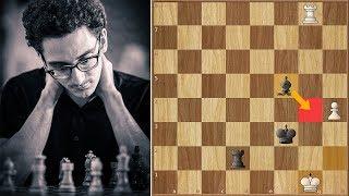 The Impossible Winning Move   Duda vs Caruana   Batumi Chess Olympiad (2018)