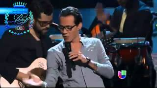 Yo También - Romeo Santos ft Marc Anthony Premios Lo Nuestro 2015