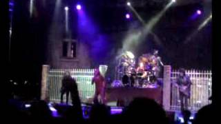 (R.I.P Ronnnie James Dio)Heaven And Hell - Drum Solo+Computer God Live In Singapore